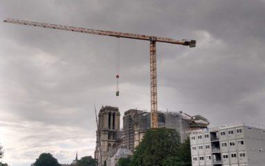 Notre-Dame de Paris : découvrez les coulisses du chantier