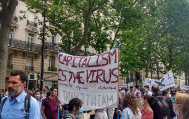 Manifestation pour l'hôpital: une grande foule pour de justes revendications !