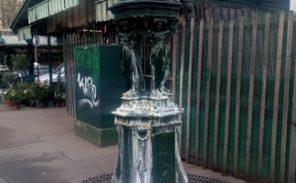 Où trouver une fontaine à eau pour boire à Paris?