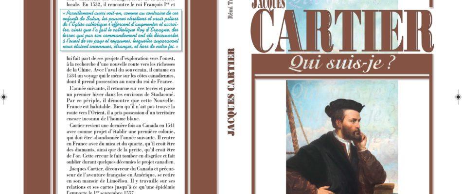 Redécouvrir un grand explorateur: Jacques Cartier!