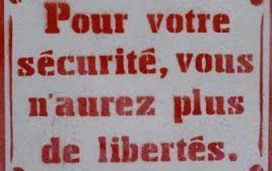 Les libertés, principales victimes du Covid 19?