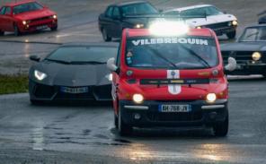 «Vilebrequin»: 1 000 chevaux dans un Fiat Multipla !