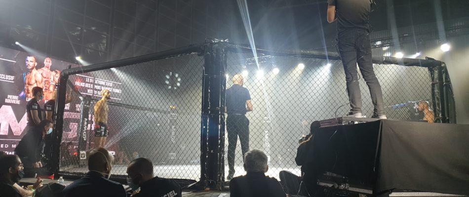 MMA GP: une première réussie, les français brillent.