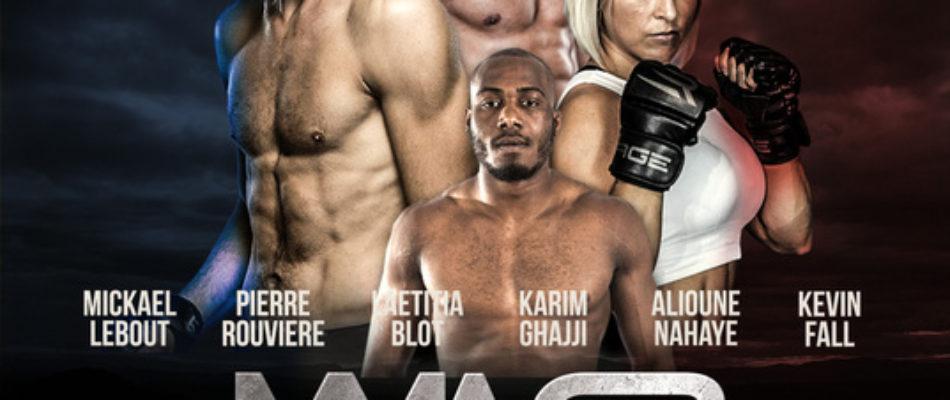 MMA: le premier combat en France aura lieu jeudi 8 octobre