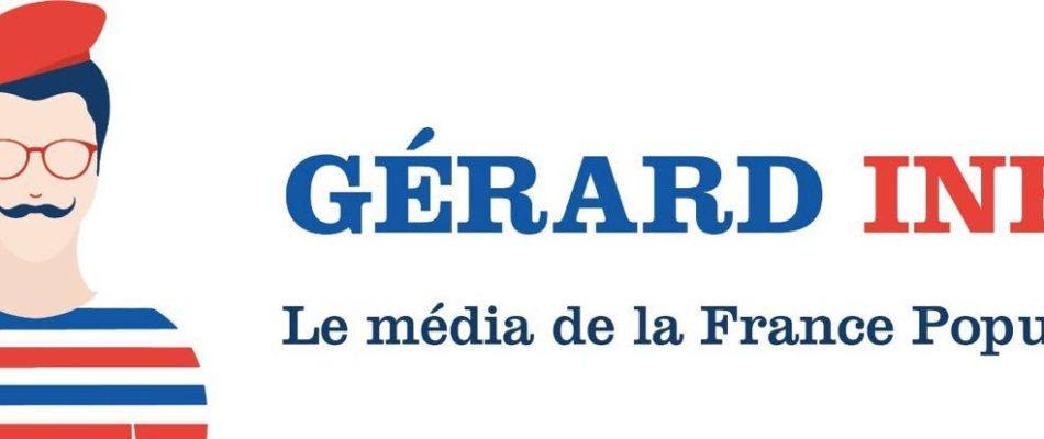 «Gérard Info», nouveau venu sur le web!
