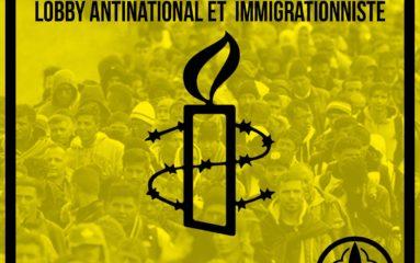 """""""Z Event"""":  l'Action Française décrypte Amnesty International"""
