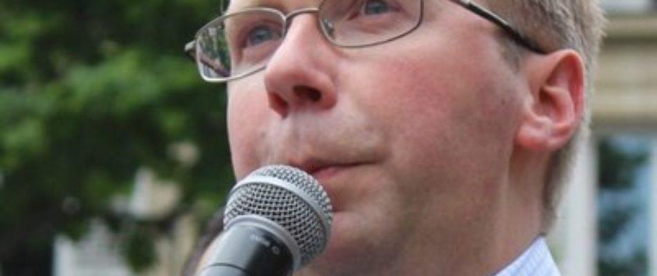 Civitas défend la liberté de culte: rencontre avec Alain Escada