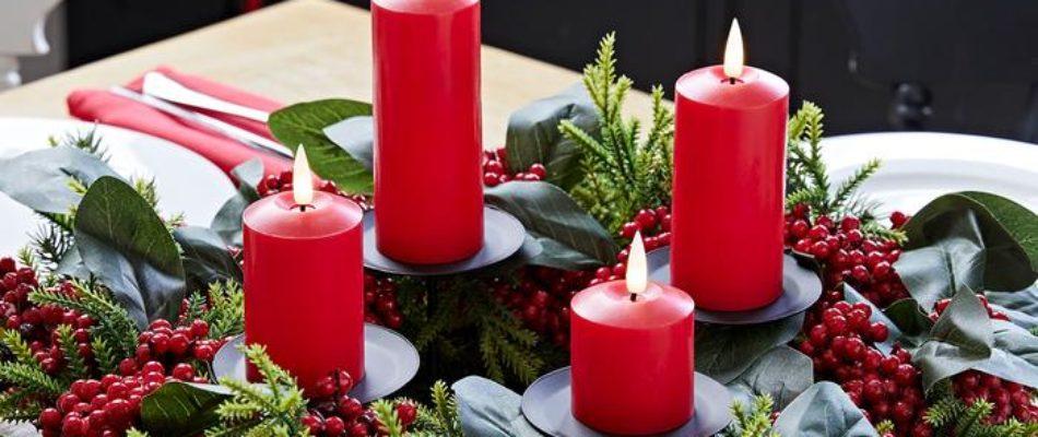 Préparer Noël: la Couronne de l'Avent