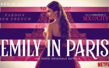 La série «Emily in Paris» analysée par Stéphane Edouard