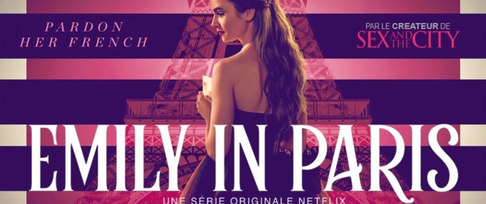 """La série """"Emily in Paris"""" analysée par Stéphane Edouard"""