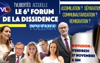 Forum de la dissidence: quid de la remigration?