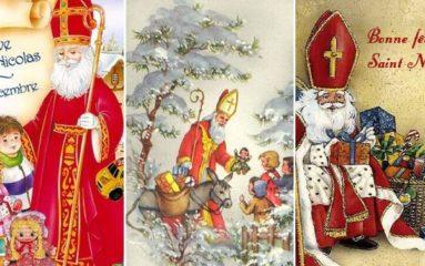 A l'approche de Noël: Saint Nicolas