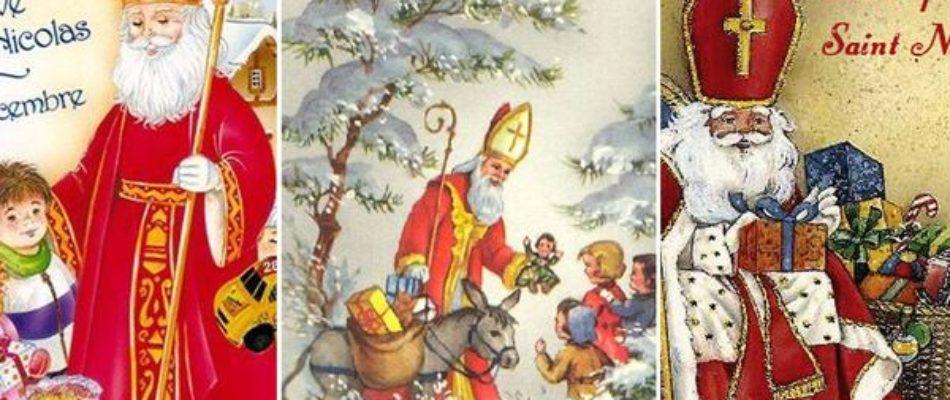 A l'approche de Noël : Saint Nicolas