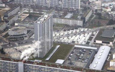 La Courneuve(93) : mise à jour d'un système de racket des commerçants dans le quartier des  4000
