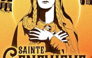 Un hommage à Sainte Geneviève pluvieux mais joyeux!