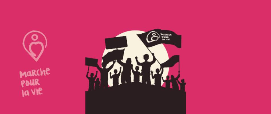 La Marche pour la Vie: dimanche 17 janvier au Trocadéro