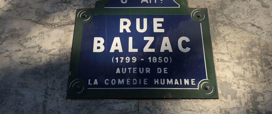 Paris, mystérieuse héroïne de Balzac