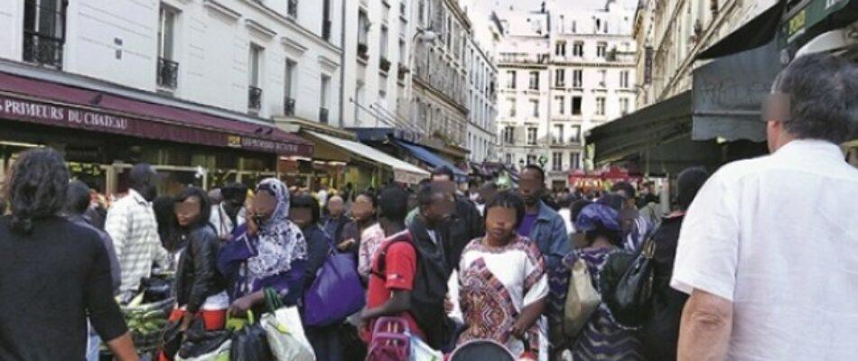 Selon le centre de recherches de Sciences Po, 60% des Français considèrent qu'il y a « trop d'immigrés » en France