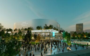 Une nouvelle salle pour les JO verra le jour Porte de la Chapelle