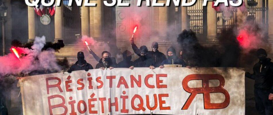 Face à loi de bioéthique: la résistance continue