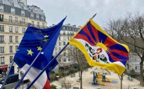 La Mairie du 12ème aux couleurs du Tibet