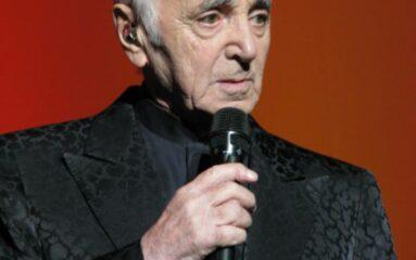 Charles Aznavour honoré à Saint-Germain-des-Prés et au Haut-Karabak