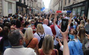 Mobilisation populaire contre le pass sanitaire !