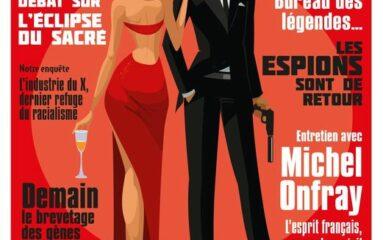 Les espions sont de retour! Le numéro d'été de la revue Eléments est sorti.