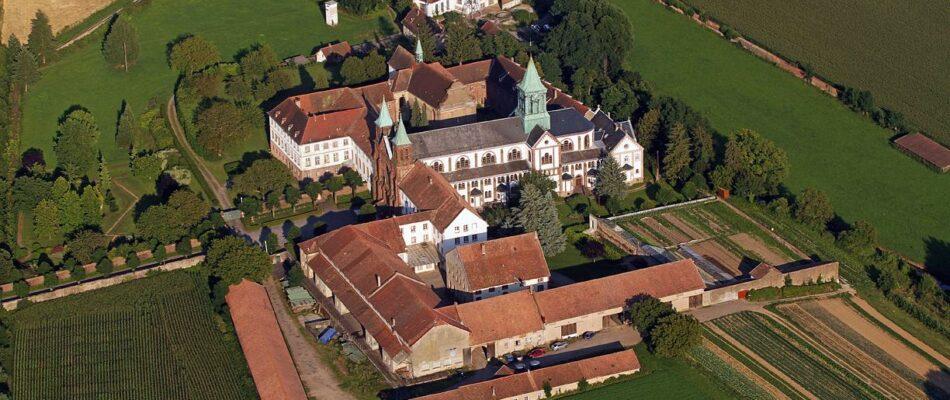 Des pâtes artisanales et monastiques ? Bienvenue à l'abbaye d'Oelenberg en Alsace !