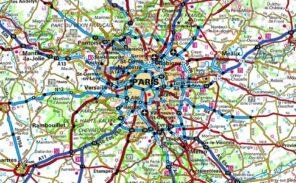 Transport : des idées pour remodeler le réseau routier en Île-de-France